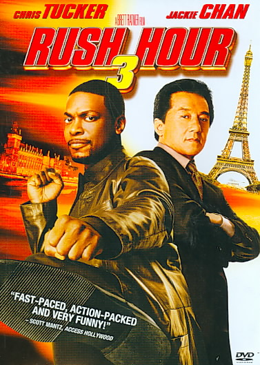 RUSH HOUR 3 BY CHAN,JACKIE (DVD)